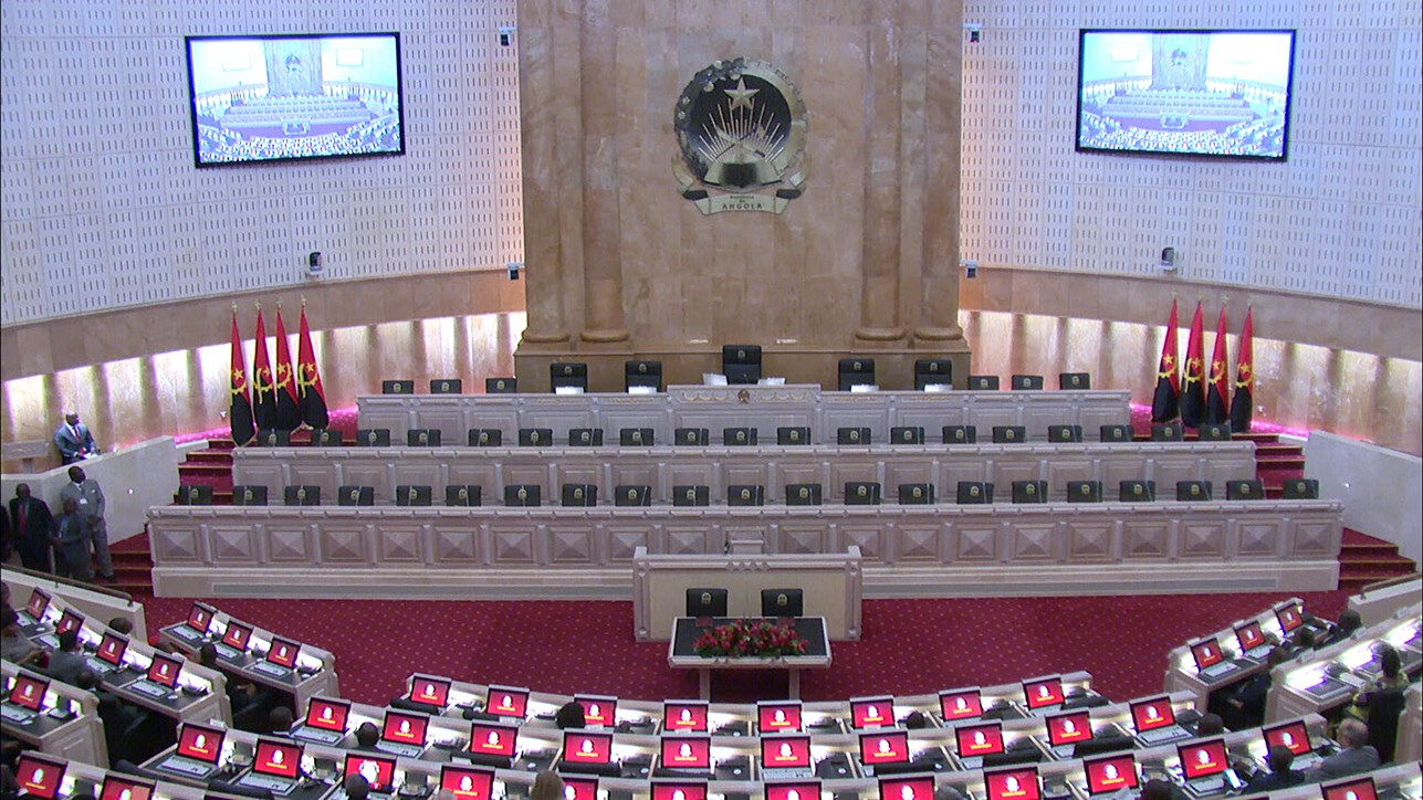 Head of State inaugurates New National Assembly Building