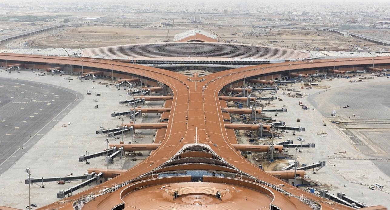 Dar Al Handasah Work King Abdul Aziz International Airport