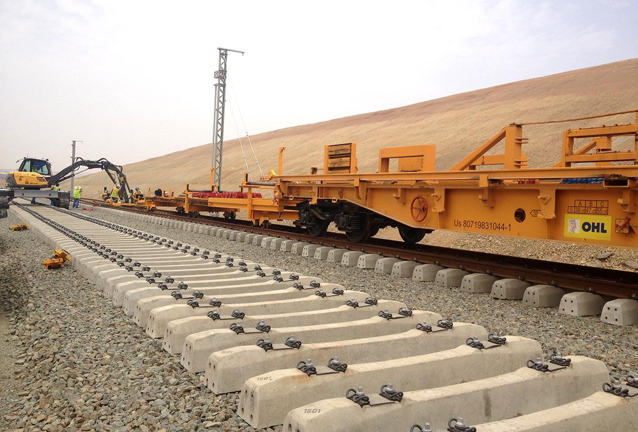 Dar Al-Handasah - Work - Haramain High Speed Rail (HHSR)