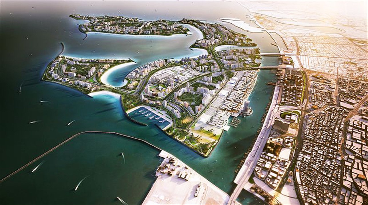 Nakheel and RIU Hotels and Resorts start development of US$245 million beachfront resort at Deira Islands - Dubai