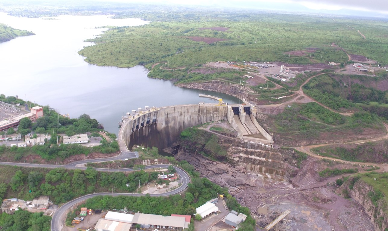Second power station of Cambambe dam unveiled