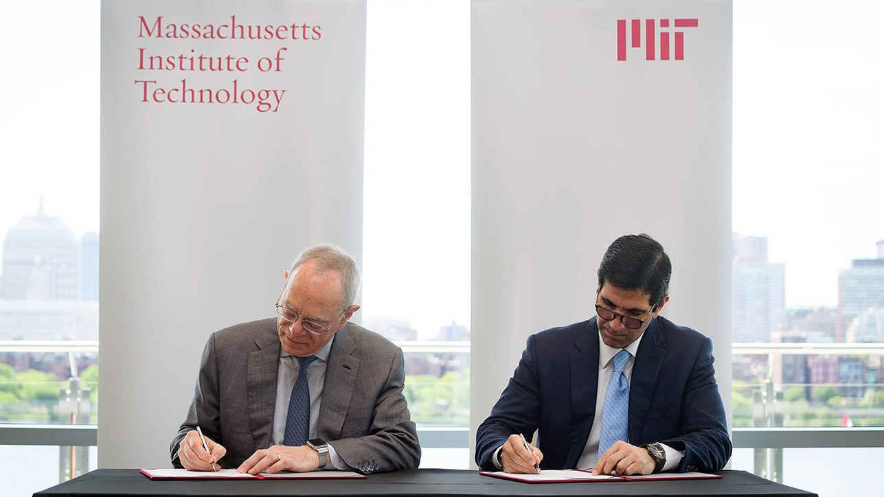Dar Group announces collaboration with Massachusetts Institute of Technology