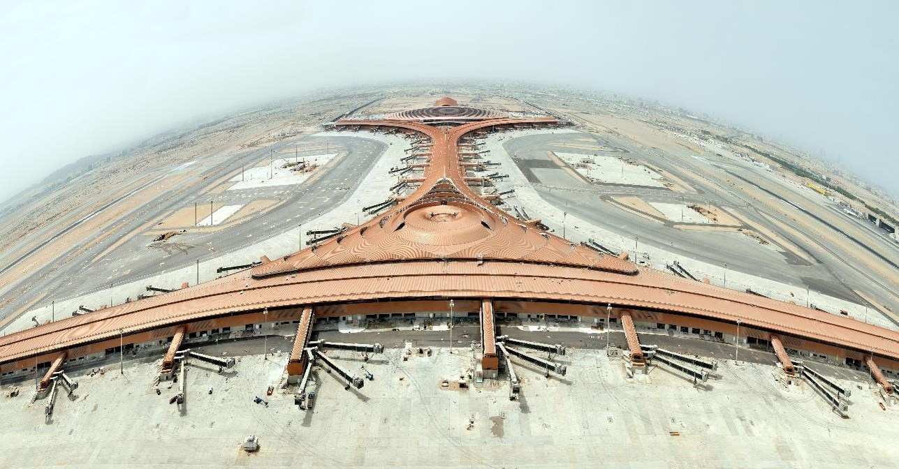 King Salman Inaugurates King Abdulaziz International Airport