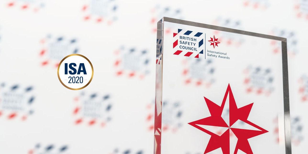International Safety Award 2020 Winner