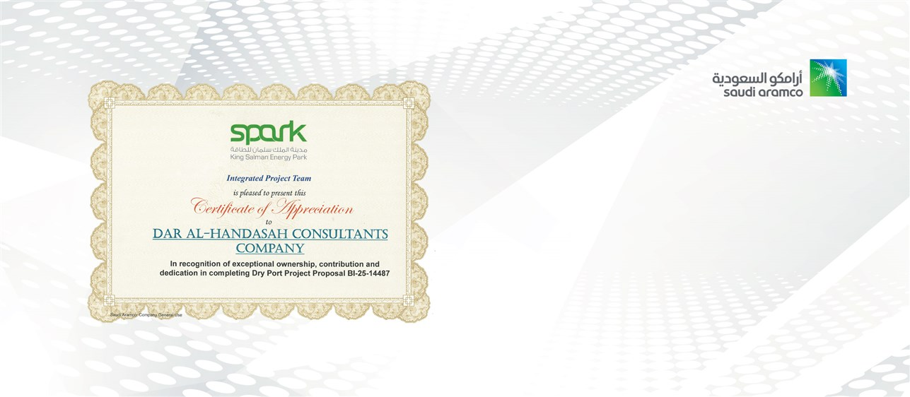 SPARK Management Recognises Dar for Exceptional Contributions and Dedication
