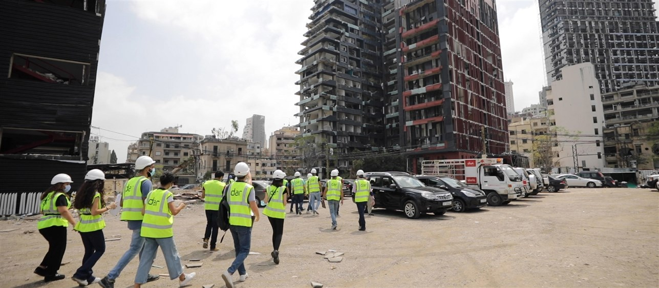 Beirut after August 4: Damages and Insights