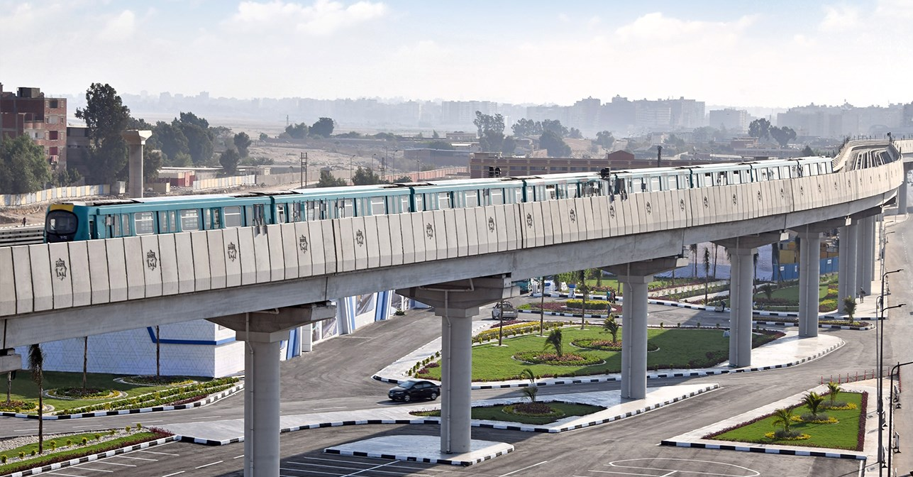 Cairo Metro Line III named 2021 Global Project of the Year
