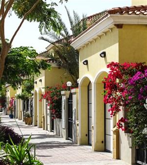 Jumeirah Park - Villas and Infrastructure