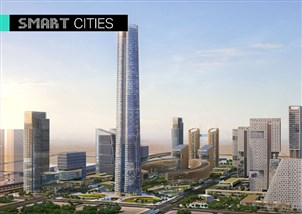 Central Business District at the New Administrative Capital