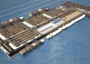 Tahya Masr Multipurpose Terminal at Alexandria Port