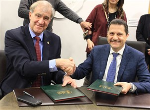 A Shared Commitment to Sustainability: Dar and AUB sign MoU