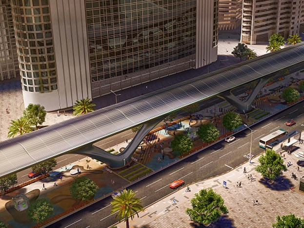 Design Lead on the Transportation Project of the Millennium: Dar Al-Handasah to Bring the Hyperloop to the Middle East.