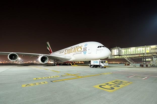 Dubai International - Concourse D