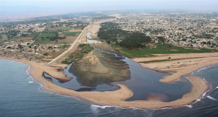 Benguela Rivers Regulation Control