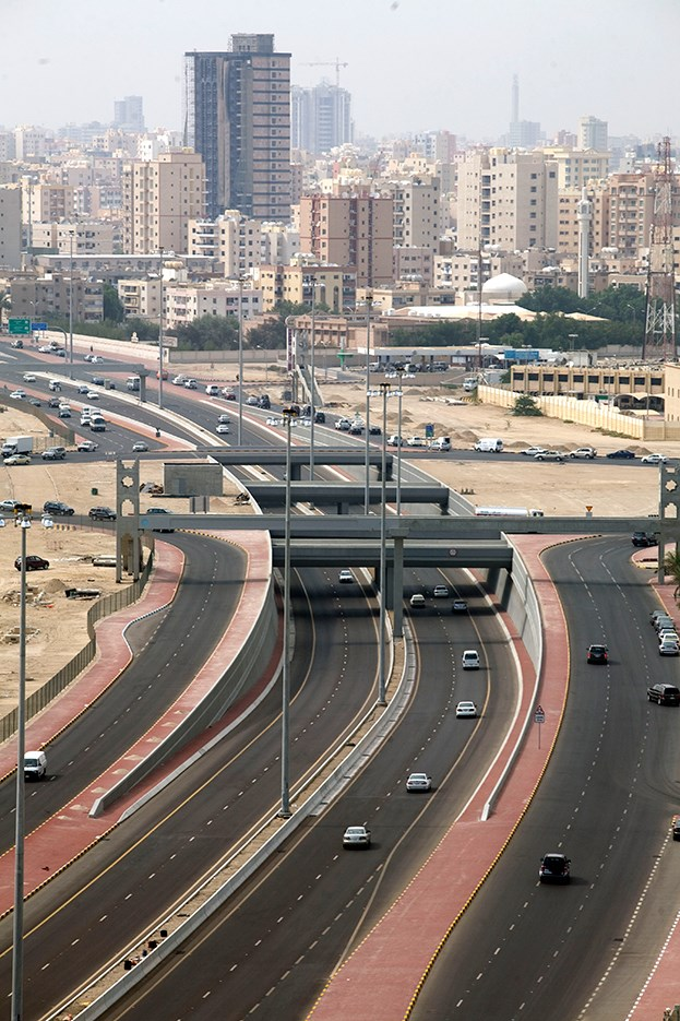 Extension of the Fifth Ring Road