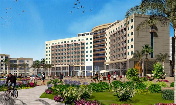 Designing the Mövenpick - Ambassador Hotel
