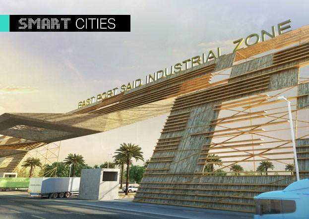 East Port Said Industrial Area