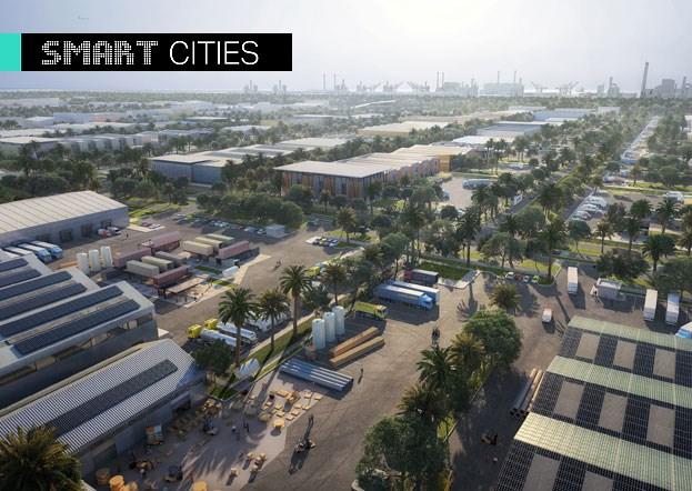 Ibom Industrial City Master Plan