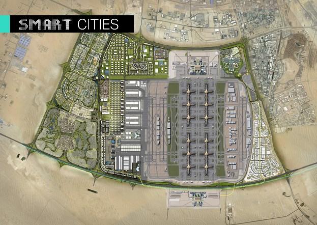 Dubai South and AlMaktoum International