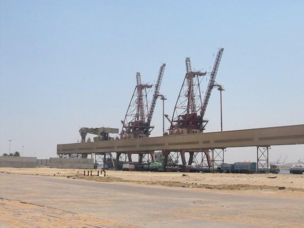 Damietta Port – Container Terminals